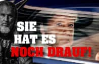 SENSATIONELL – Angelo Merkel kann auch LUSTIG!